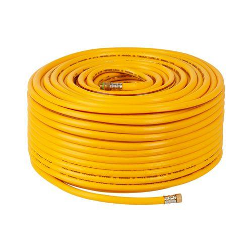 Manguera-De-Alta-Presion-Amarilla-3-Capas-Diametro-8.5mm-Largo-100m