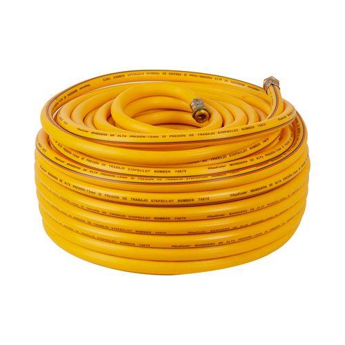 Manguera-De-Alta-Presion-Amarilla-3-Capas-Diametro-13mm-Largo-50m