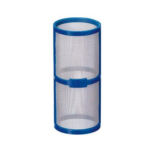 Elemento-Filtrante-Malla-80-45102-Acero-Inoxidable-Polimero-Azul
